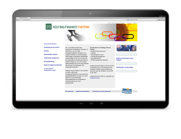 Website ontwerp door Dickhoff Design