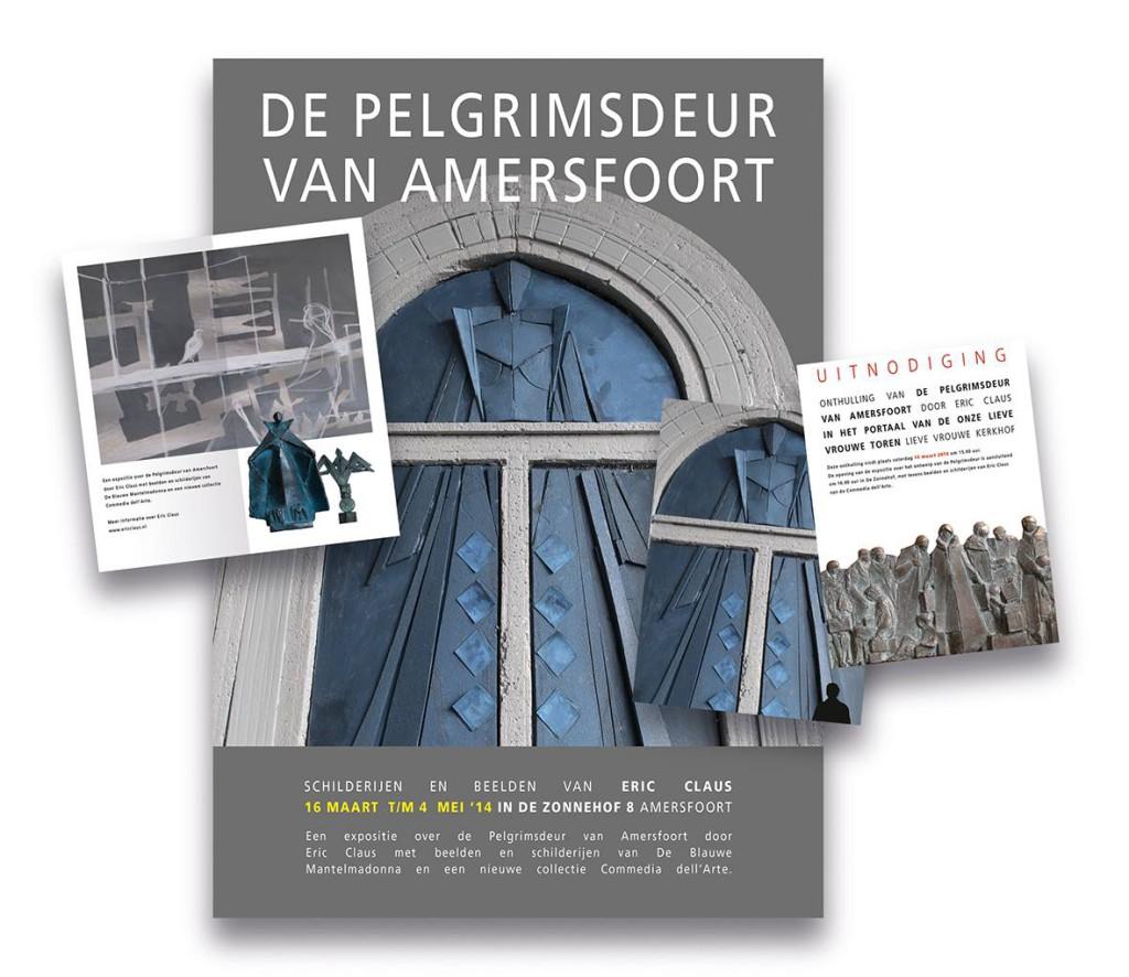 Poster en flyer ontwerp door Dickhoff Design