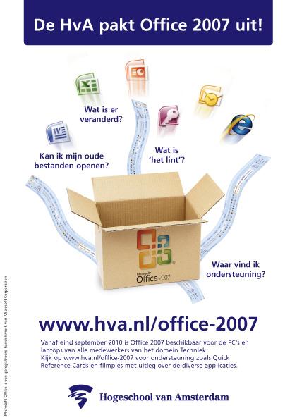 HvA_Office2007flyer