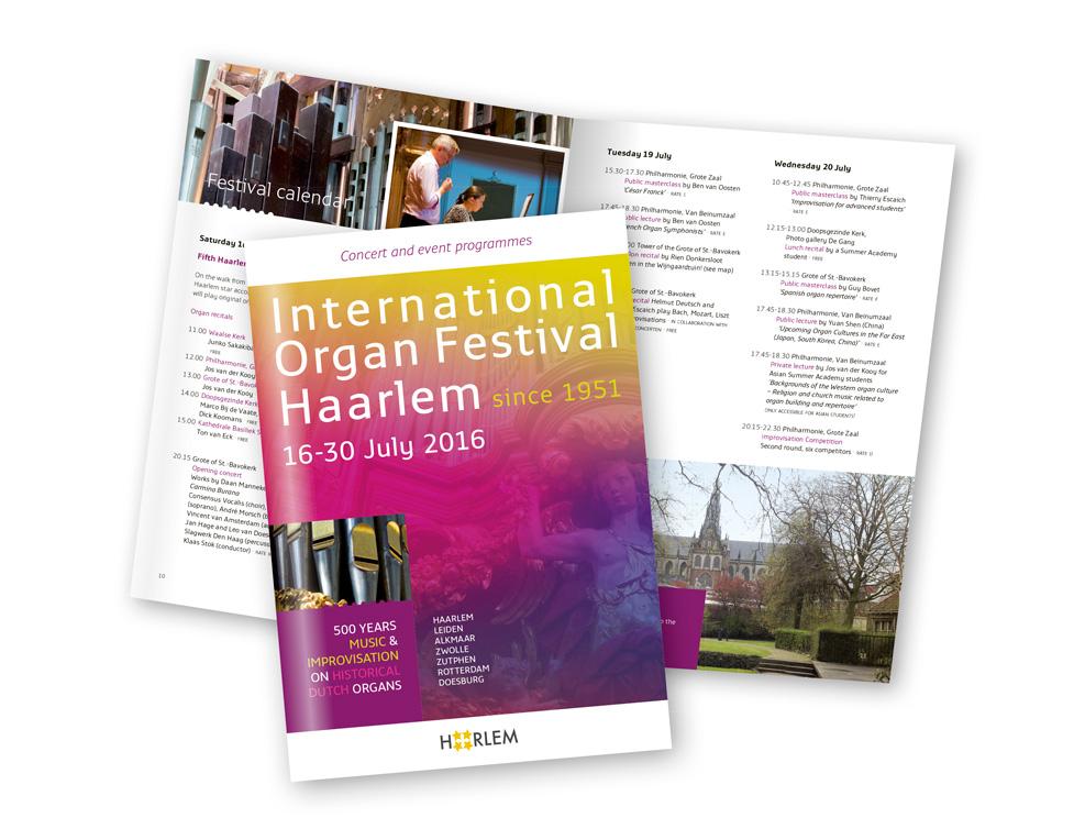 Brochure ontwerp door Dickhoff Design
