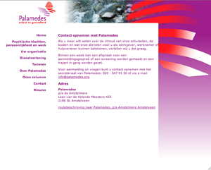 Palamedes_website
