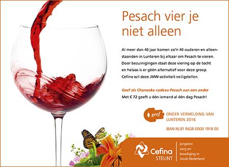 advertentie_Cefina_Pesach