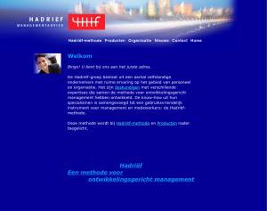hadrief-homepage