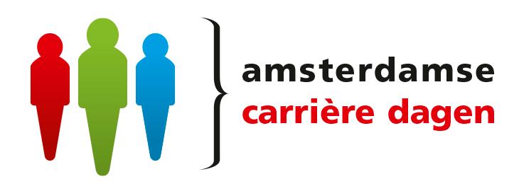 schets voor een logo voor de Amsterdamse Carriere Dagen 2016