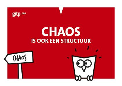 GITP-PAO, ansichtkaart, Minerva, chaos