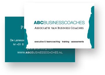 visitekaartjes ABC Business Coaches