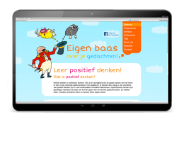 Website ontwerp door Dickhoff Design