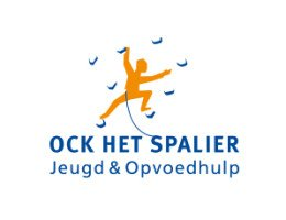 Logo ontwerp door Dickhoff Design voor OCK het Spalier