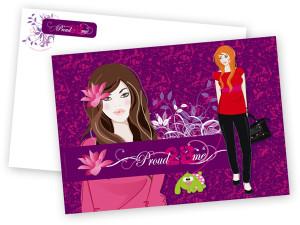 Proud2bme-kaart