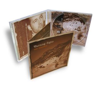 Album cover ontwerp door Dickhoff Design