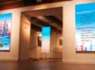 tentoonstelling belettering ontwerp door Dickhoff Design
