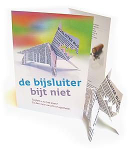 folder ontwerp van Dickhoff Design