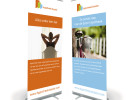 banier of roll-up banner ontwerp door Dickhoff Design