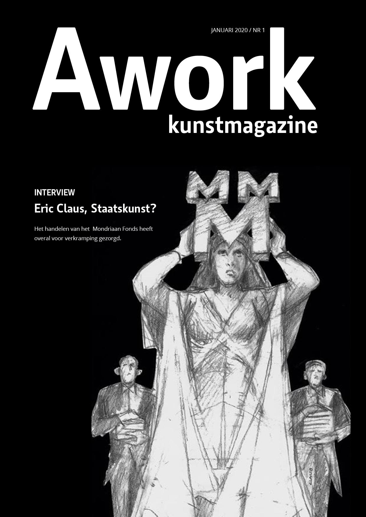 Magazine laten ontwerpen door Dickhoff Design - Eric Claus