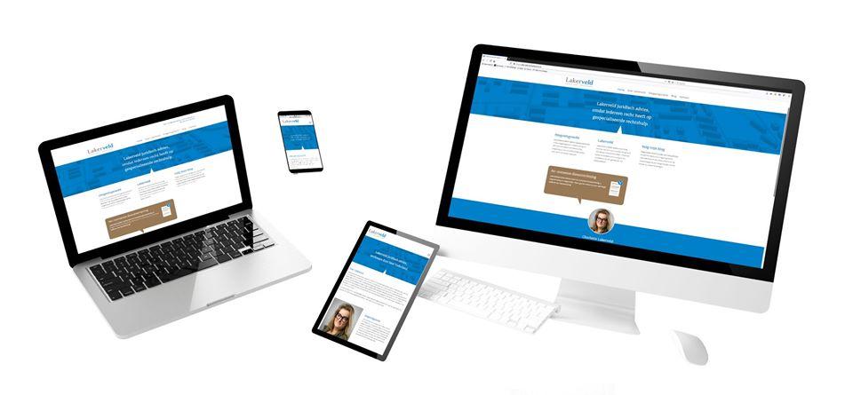 Website ontwerp Dickhoff Design Amsterdam