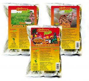 verpakking ontwerp diepvries groente
