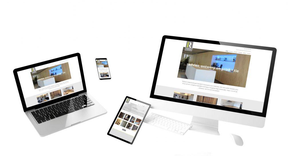Webdesign website ontwerp Huisstijl